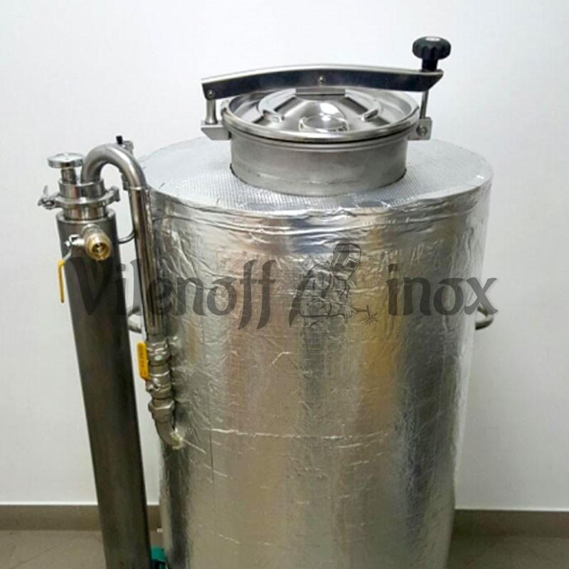 Сусловарочный котёл 320 литров