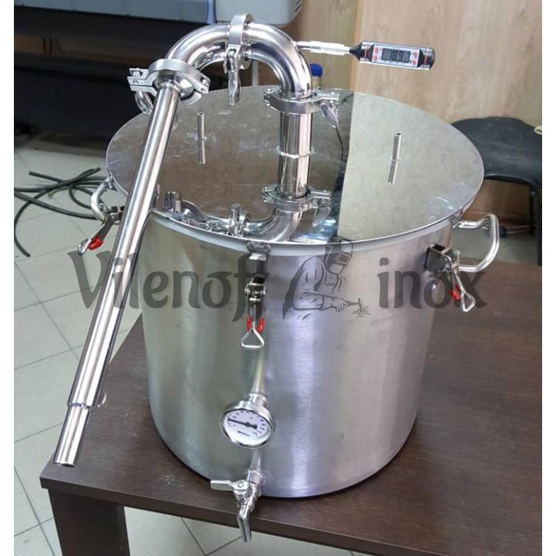 Пивоварня-дистиллятор 50 литров