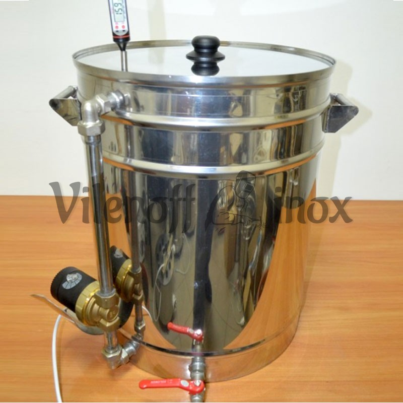 Гибридная пивоварня на 62 литра