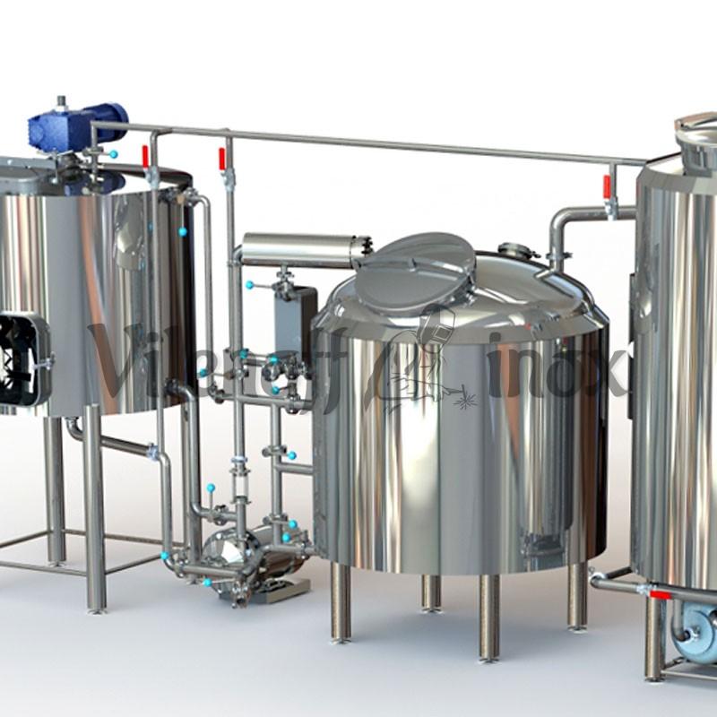 Пивоварни 300-1000 л