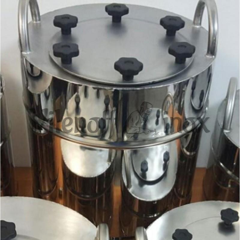 Перегонный куб 25-62 литра серии 400 с фланцевой крышкой