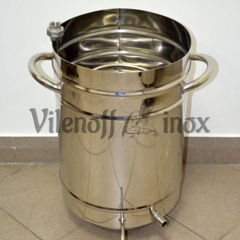 Конденсатор под непроточную воду 36 литров