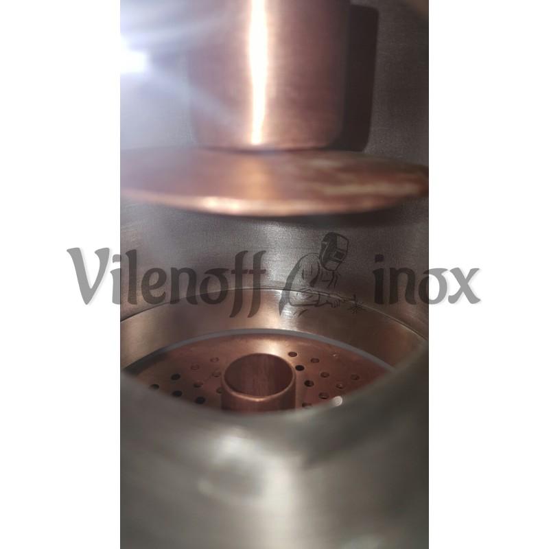 Универсальный дистиллятор «Elit» 127 литров