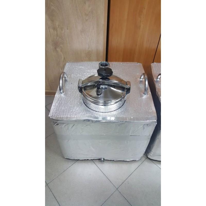 Выпарительный куб 93 литра