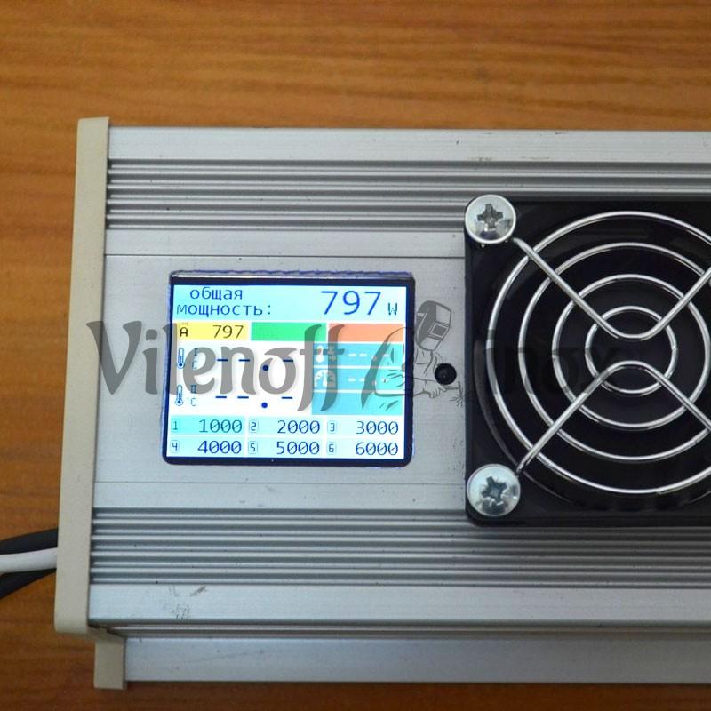 Регулятор мощности + автоматика 5 кВт Pandora-MPR