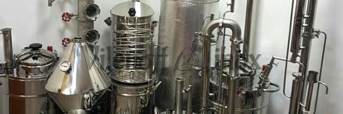 Дистилляторы и самогонные аппараты