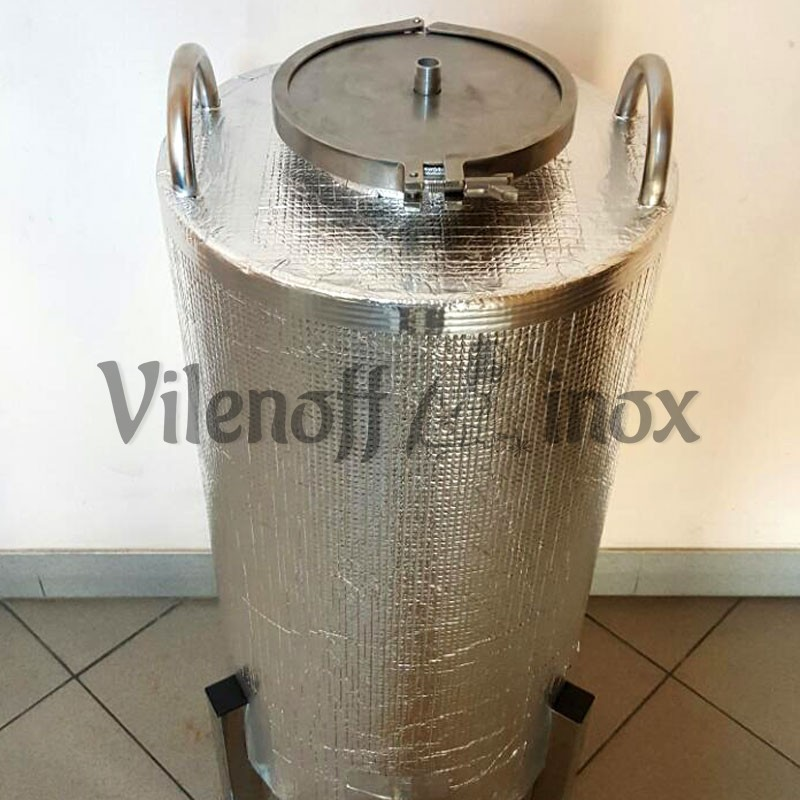 Ферментёр с охлаждением 75 литров