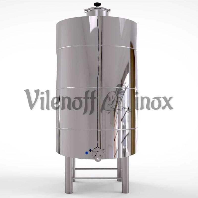 Бак нержавеющий универсальный 1000 литров
